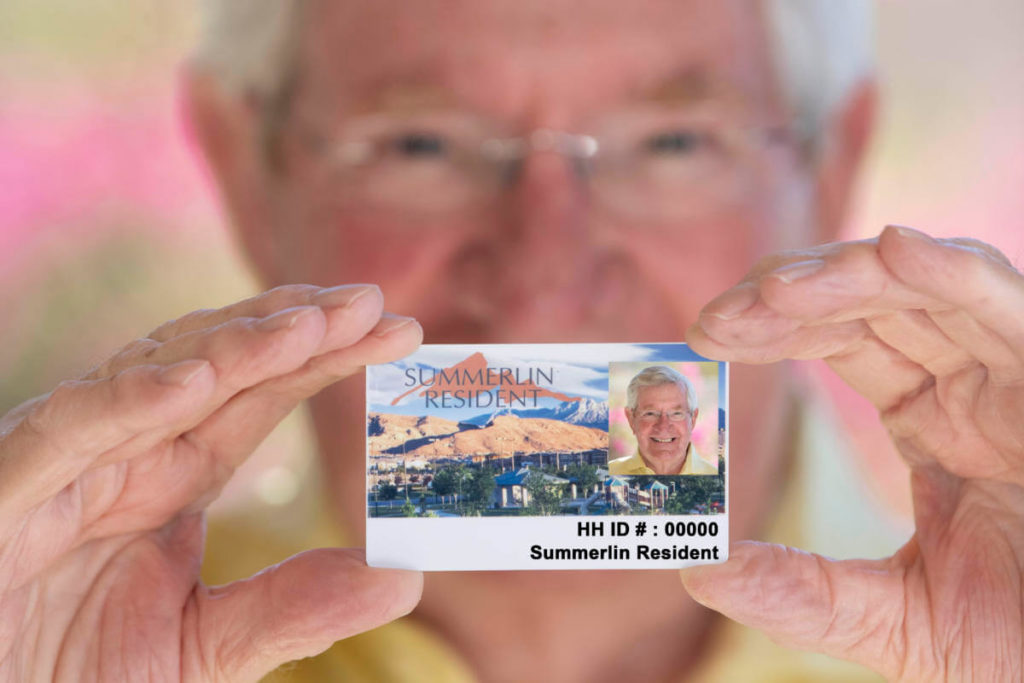 Summerlin Resident ID Cards